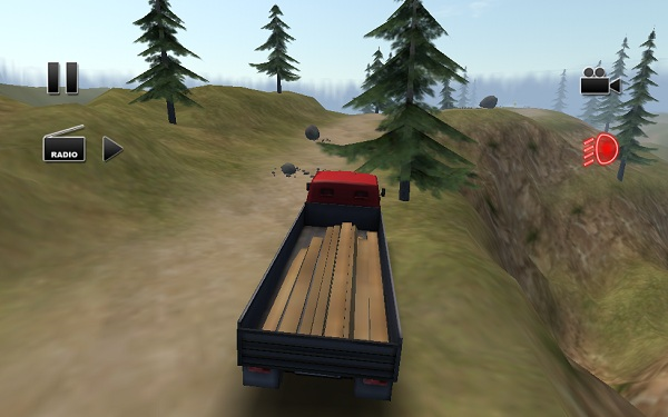 game Lai xe cho hang 3D hinh anh 1