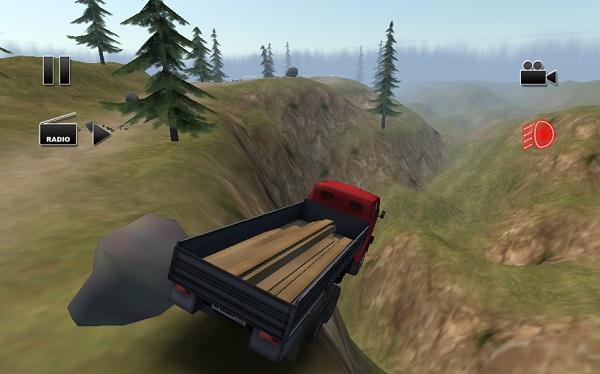 game Lai xe cho hang 3D hinh anh 2