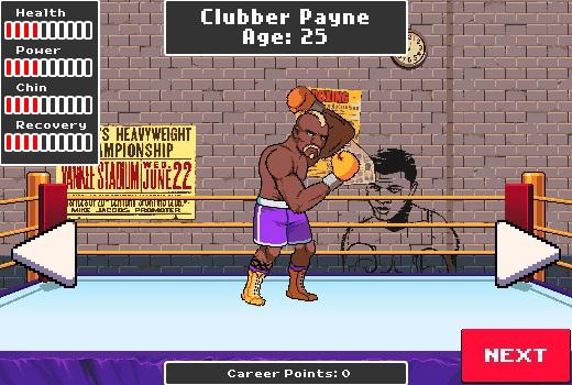 game Boxing huyen thoai hinh anh 1