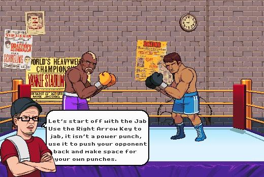 game Boxing huyen thoai hinh anh 2