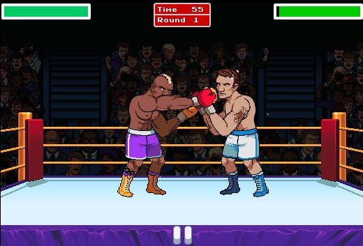 game Boxing huyen thoai hinh anh 3