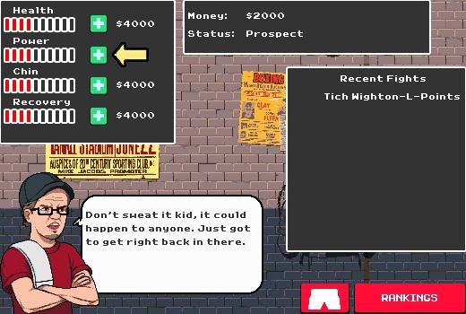 game Boxing huyen thoai hinh anh 4