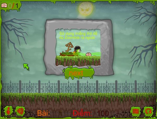 game Bua toi cua zombie 3 hinh anh 1