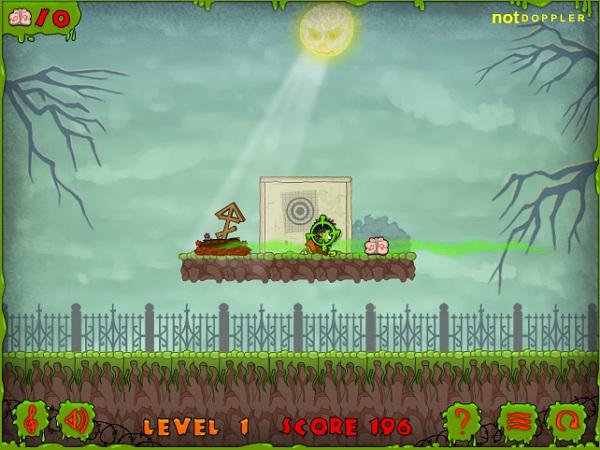 game Bua toi cua zombie 3 hinh anh 2