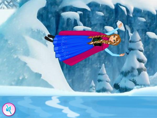 game Elsa va Anna gap nan hinh anh 1