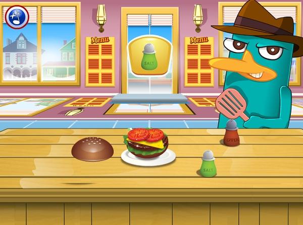 game Lam banh hamburger 3 hinh anh 3