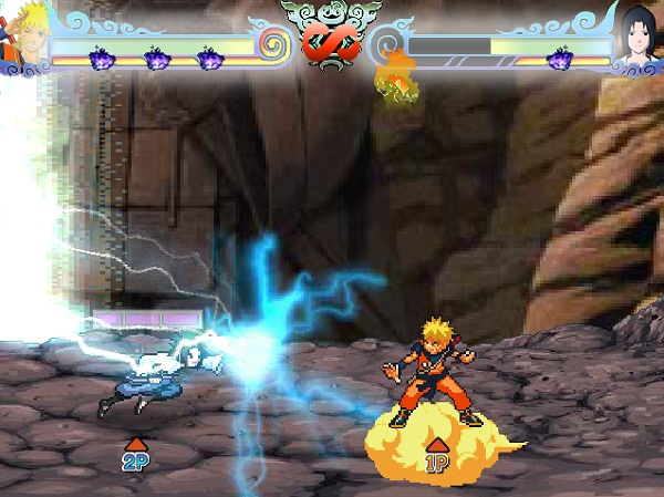 game Naruto quyet dau 2 online 24h y8