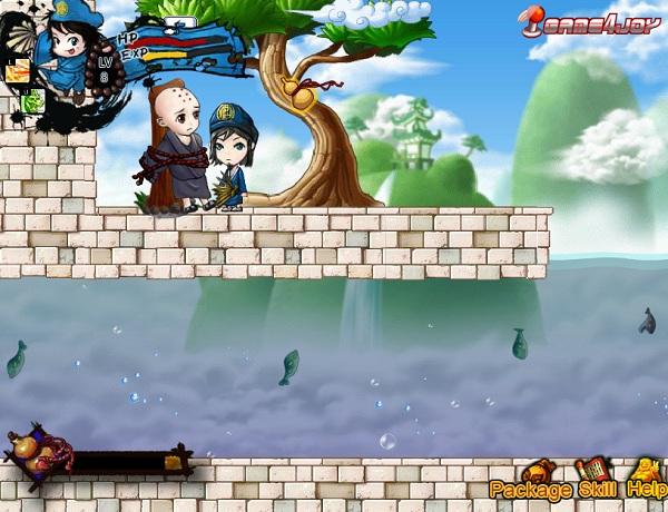game Te cong truyen ky hoa thuong