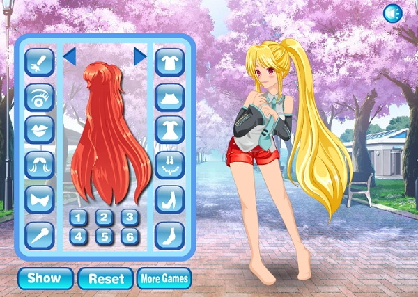 game Thoi trang Hatsune Miku 2 hinh anh 2
