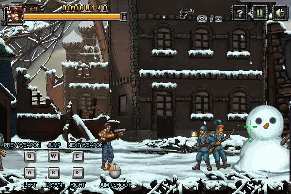 game Commando 3 hinh anh 3