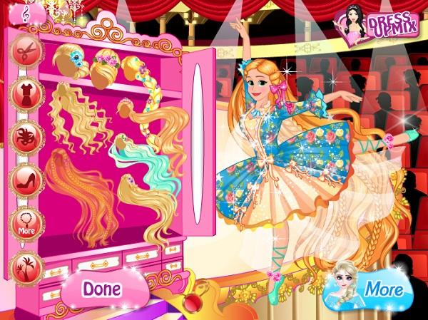 game Cong chua Disney mua ballet hinh anh 3