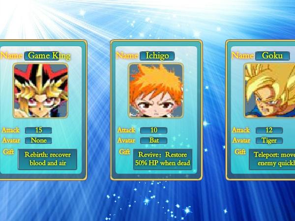 game Manga dai chien online
