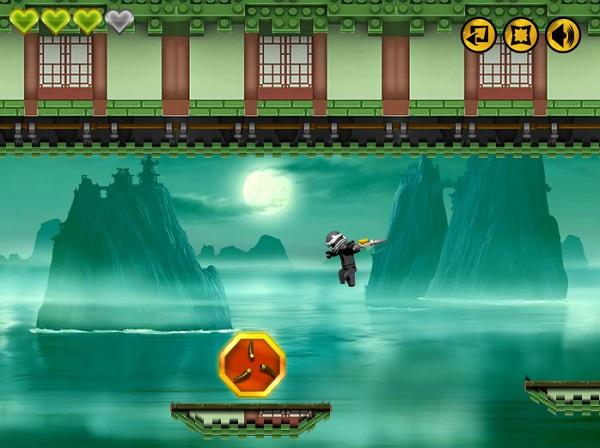 game Ninjago danh cap bau vat hinh anh 1