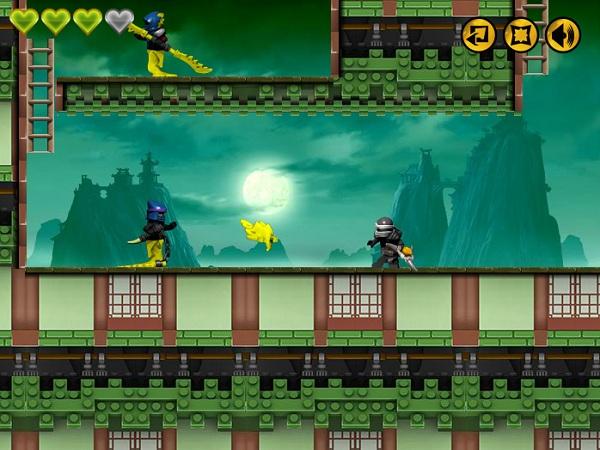 game Ninjago danh cap bau vat hinh anh 2