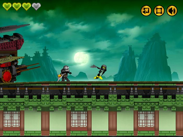 game Ninjago danh cap bau vat hinh anh 3