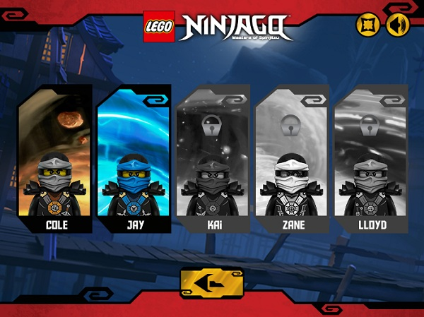 game Ninjago danh cap bau vat hinh anh 4