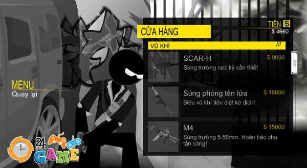 game Ong trum mafia 3 hinh anh 3