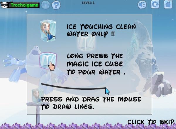 game Phep thuat cua Elsa hinh anh 1