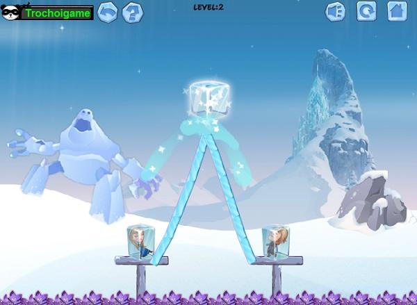game Phep thuat cua Elsa hinh anh 3