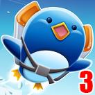 Cánh cụt tập bay 3