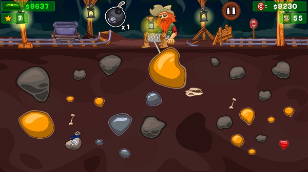 game Dao vang 2018 cho dien thoai android iphone java may tinh pc