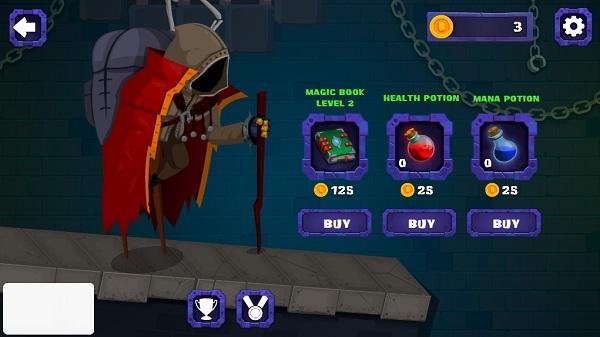 game Diseviled 3 stolen kingdom