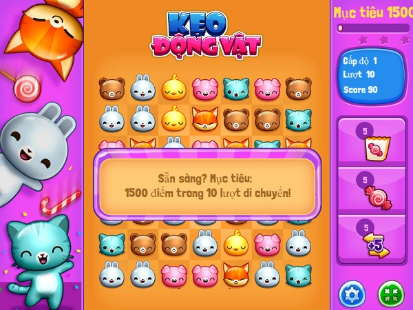 game Keo dong vat hinh anh 1
