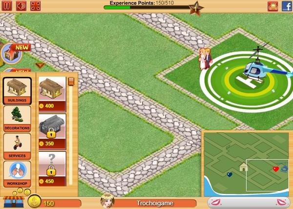 game Khach san trang mat hinh anh 2
