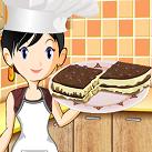 Làm bánh Tiramisu
