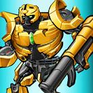 Robot bắn súng