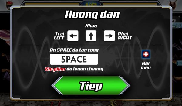 game Sieu nhan quyet chien hinh anh 1