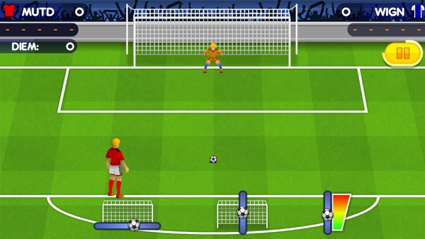 game Sut phat penalty hinh anh 2