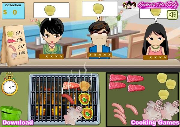 game Cua hang BBQ 2 hinh anh 2