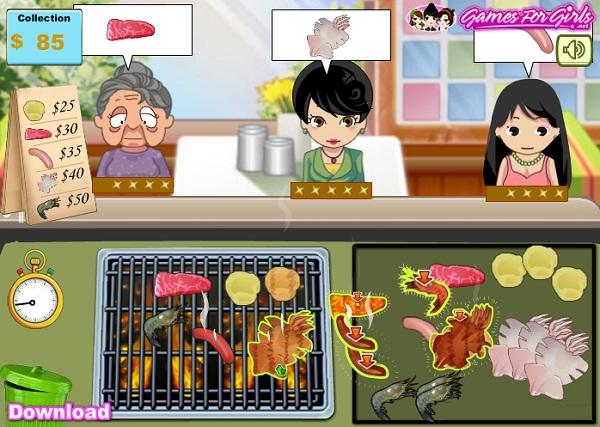 game Cua hang BBQ 2 hinh anh 3