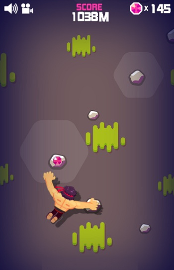game Leo nui climb rush