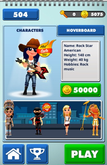 game Subway Surfers 3 tren may tinh pc