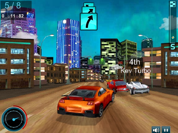 game Dua xe oto 3D phan 3 hinh anh 3