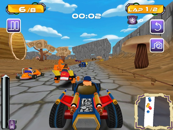 game Go Kart Pro hinh anh 4