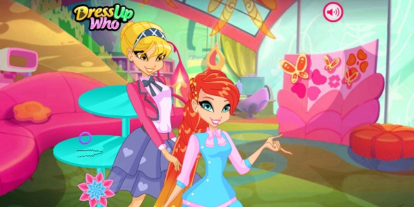 game Lam toc cho Winx hinh anh 2