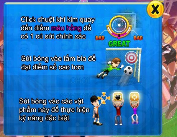 game Ngoi sao bong da hinh anh 1