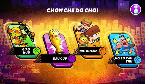 game Sieu sao bong ro 2 hinh anh 1
