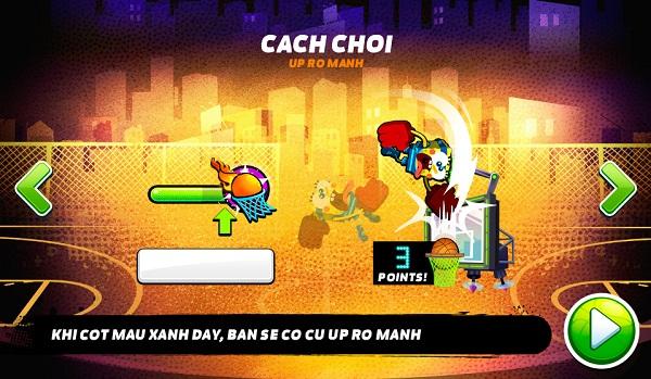 game Sieu sao bong ro 2 hinh anh 3