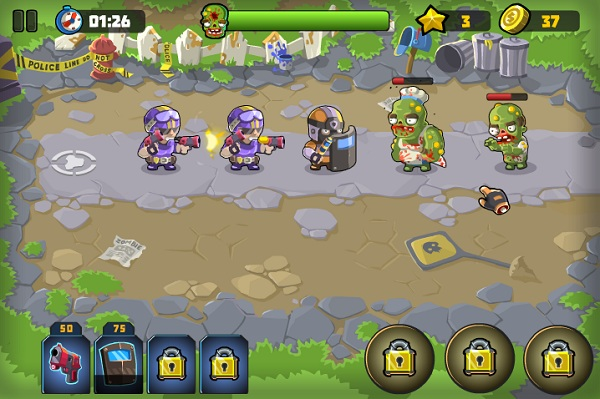 game Swat vs Zombies hinh anh 1