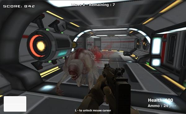 game Ban quai vat 3D hinh anh 3