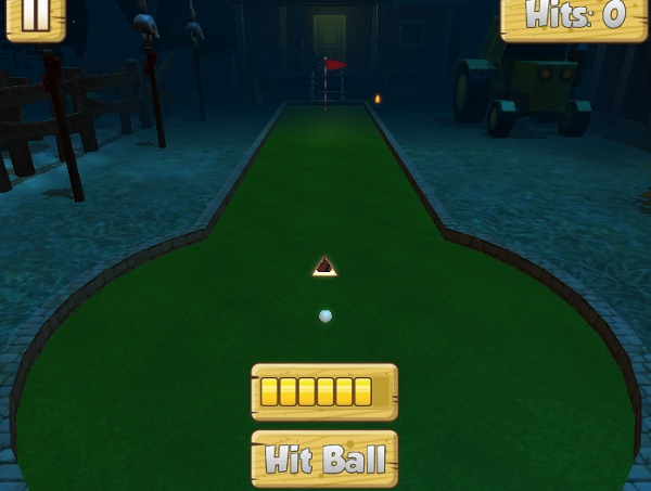 game Danh golf mini halloween hay cho android ios pc