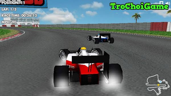 game Dua xe F1 3D hinh anh 3