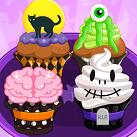 Game-Lam-banh-cupcake-halloween