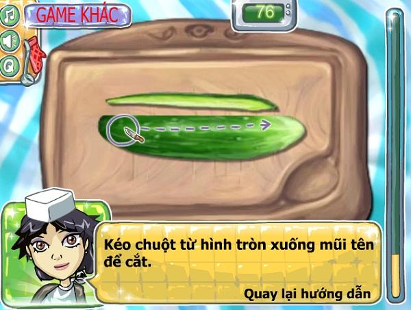 game Lam sushi Nhat Ban hinh anh 3