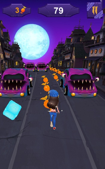 game Subway Surfers Halloween hinh anh 3