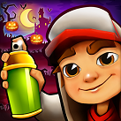 Game-Subway-surfers-halloween